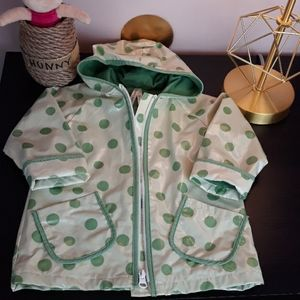 12-18 Months Old Navy Baby Raincoat